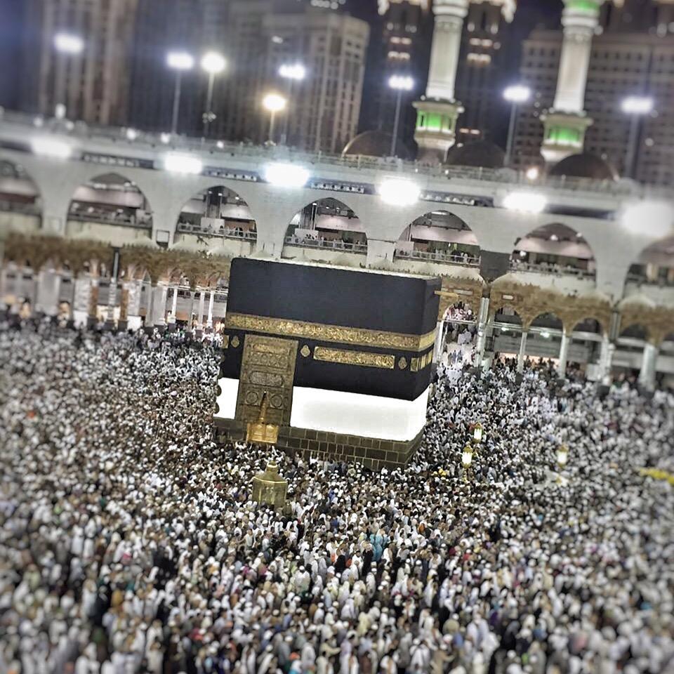 Makkah 5-9-2016 to 16-9-2016